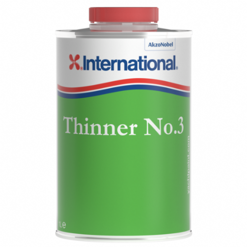 International Thinners No. 3 - For Use With Antifouling